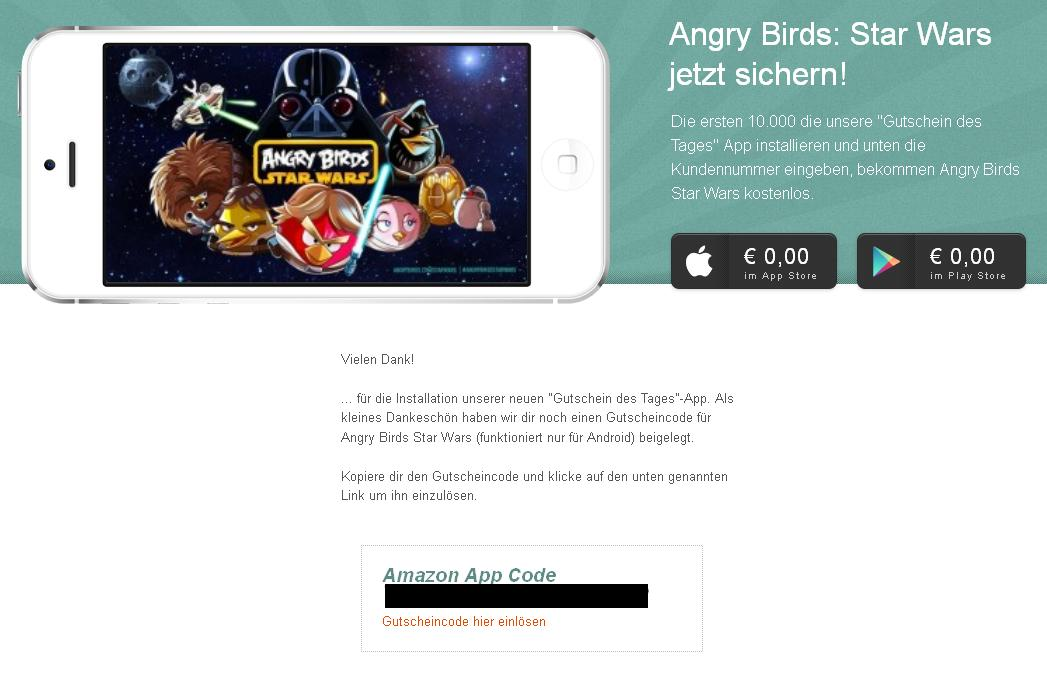 Gutschein Des Tages App Update 3122012 Computer Blog