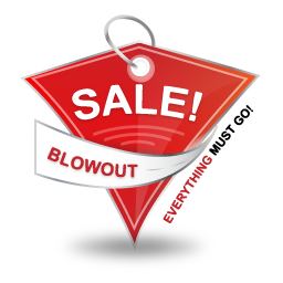 Blowout-Sale-icon