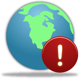Globe-Warning-icon