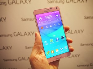 Samsung/ Galaxy Note 4 Front