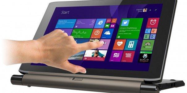 Medion Präsentiert Ein Kinder Tablet Ein Hybrid Notebook Und